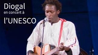 DIOGAL en concert à l'UNESCO