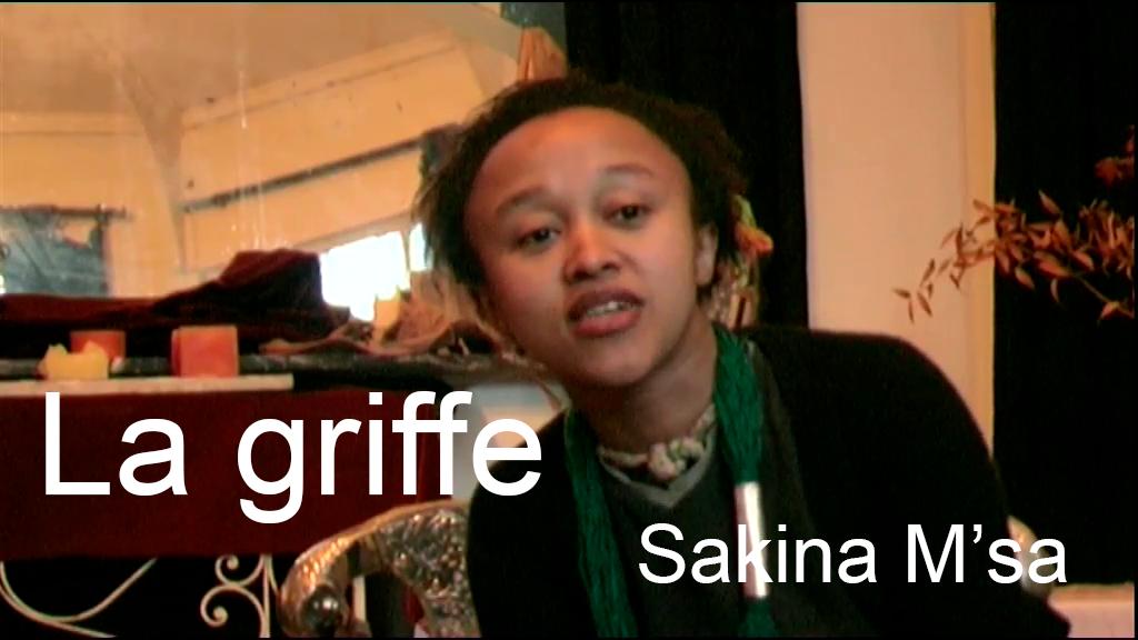 La griffe – Sakina M'sa