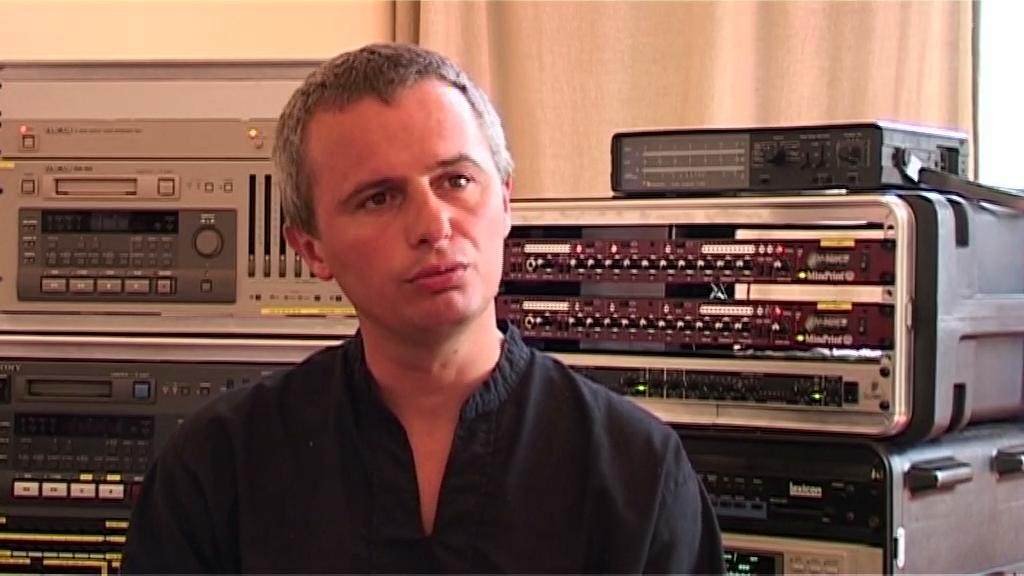 Ingénieur du son: Laurent Lafran