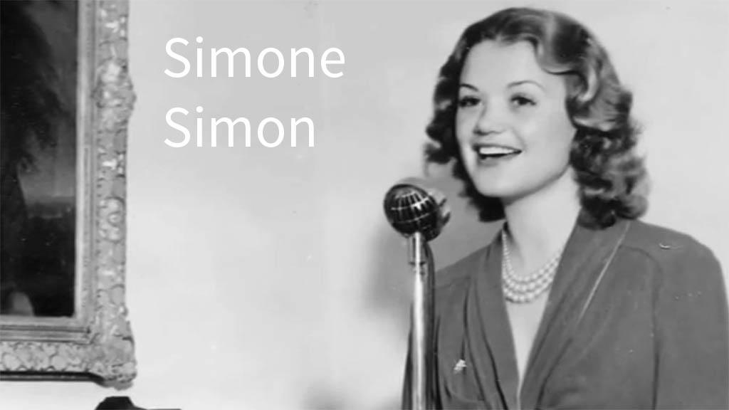Simone Simon insoumise et rebelle